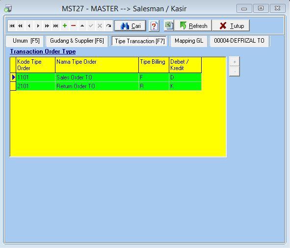 MST27 - Master Salesman 3