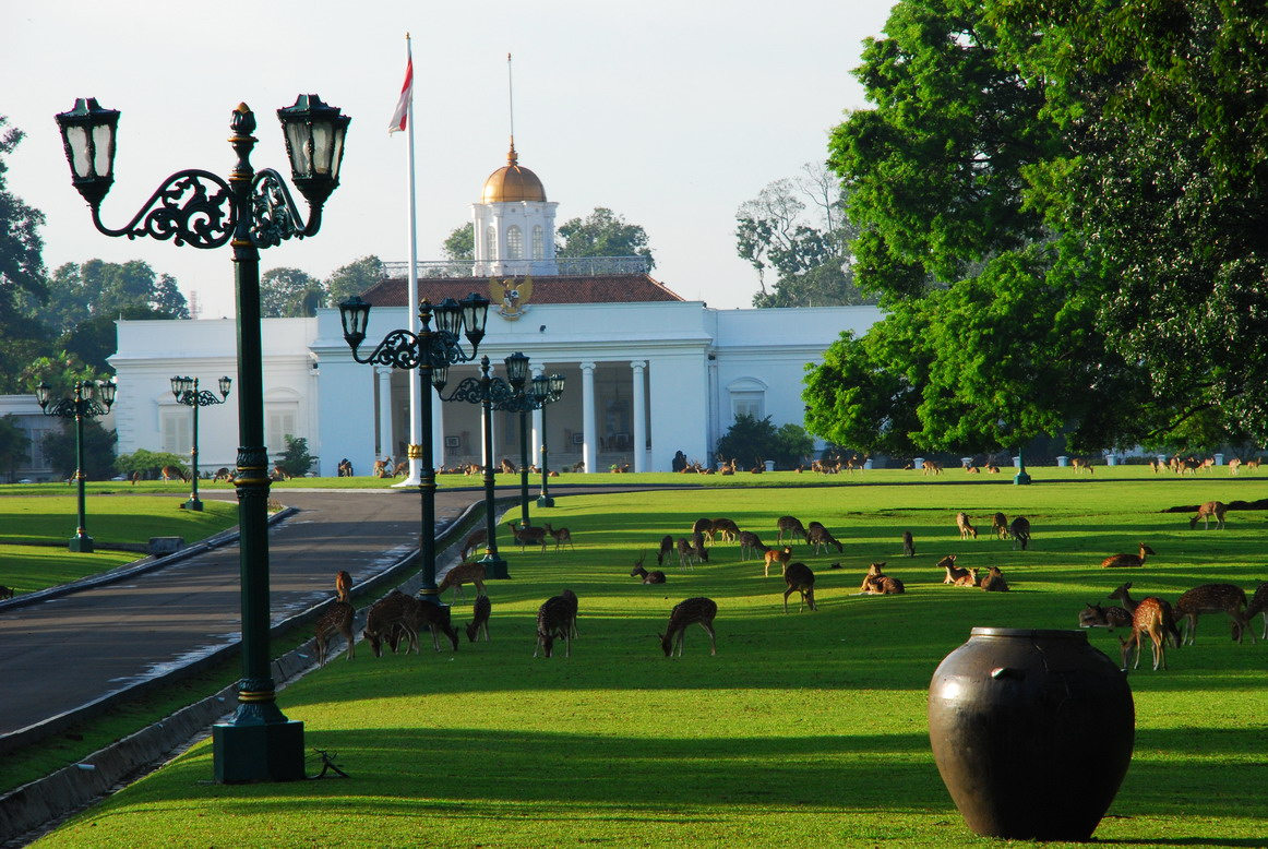 Istana-Bogor